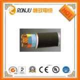 El fumar inferior acorazado de la cinta de acero del aislante de XLPE y cable de transmisión ignífugo del halógeno libremente