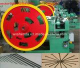 De Verdraaide Spijkers die van het lage Koolstofstaal Draad de Lopende band van de Apparatuur van Machines Maken