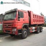 Sinotruk HOWO 6X4の販売のための重いダンプカーのダンプのダンプトラック