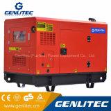 Open/Stille Diesel Kubota van het Type 16kw/20kVA Generator met Alternator Stamford