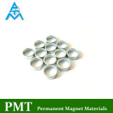 N35 D15-D12X5mm Ring Neadymium Magnet mit rundem Grooe