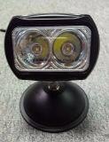 Fácil montaje Oval 20W, manchas de luz LED de trabajo para el coche (GT1023E-20)