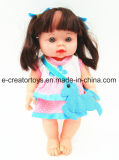 Lindo fragante de la grasa de la serie infantil de Doll Juguetes