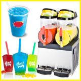 Guangdong-heiße Verkaufs-Dreiergruppen-Filterglocke-Qualitäts-Slushy Maschine
