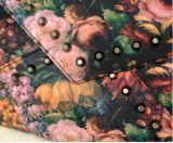 Retro Kleurrijk Pu de Handtassen van de Zak van de Schouder van de Dame Handtas