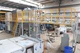 Ladung-anhebende gewebte Materialien kontinuierliche Dyeing&Finishing Maschine mit hohem Standard