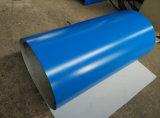 L'utilisation de machine de profil en métal de produire des bobines d'acier de tôle de mur de panneaux de toiture de couleur a galvanisé des bobines des bobines PPGI de tôle d'acier