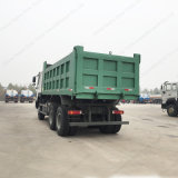 空気条件のHOWO 6X4のダンプかダンプカートラック
