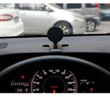 Hudデザイン受け台のユニバーサル車の携帯電話/スマートな電話/PDAのための磁気台紙のホールダーの立場