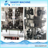 Machine de remplissage de boissons non alcoolisées pour le bidon en aluminium