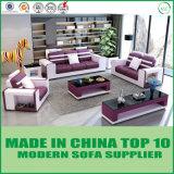 현대 모듈러 가구 거실 가죽 소파 고정되는 안락 의자