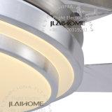 De populaire Intrekbare Plafondventilator van gelijkstroom Met Licht 42 36 de Zonne Beschikbare Ventilator van het Voltage 110-240V van de Duim wijd 12-24V