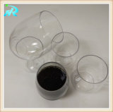 rotes Plastikglas-Masse-Plastikcup des wein-12oz