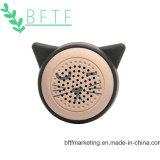 Громкоговоритель миниого беспроволочного шаржа диктора Bluetooth милого стерео с Собственн-Отметчиком времени
