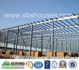 Structure en acier de construction de la chambre d'entrepôt