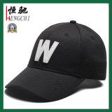 6 paneles Diseño nuevo sombrero Snapback Gorra de béisbol