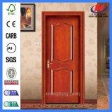 Дверь дверей кухни меламина лоска Prehung французская
