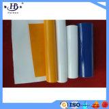 천막을%s 도매 PVC 광택 있는 칼 입히는 방수포
