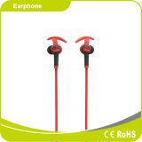 Mode haute sensibilité audio MP3 avec TPE Écouteurs Câble plat