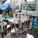 Автоматическая двойная бортовая Self-Adhesive машина для прикрепления этикеток