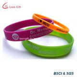 Drucken-kundenspezifisches Firmenzeichen-preiswertes Armband für Förderung