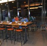 Vastgestelde Lijsten en de Stoelen van het Meubilair van Bistro Reataurant van de fabriek Retro (SP-CS328)