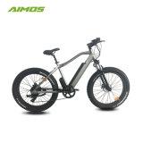 """Hot Fat 26"""" de vente de pneus vélo électrique de la batterie au lithium pour les femmes à la norme EN15194"""