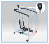 歩数計とのより低い肢のトレーニングのための油圧段階