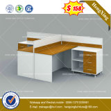 Деревянные школы управления Стол письменный стол исполнительного современной мебели (HX-8NE077)