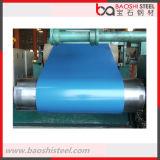 A cor do centro de deteção e de controlo revestiu a bobina de aço Prepainted de PPGI