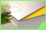 Grado de calidad superior A2 exterior y superficie de madera y de mármol ACP/Mcp del revestimiento interior para el franco