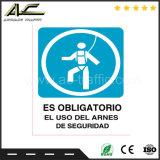 공장 직매 빛난 비상구 안전 표시