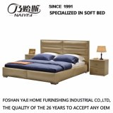 Комплект спальни двойной кровати с самомоднейшей конструкцией (G7005)