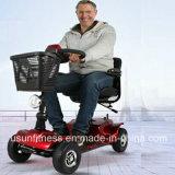 4wheel arbeitsunfähiger elektrischer Mobilitäts-Roller mit LED-Lichtern
