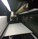 용해력이 있는 인쇄를 위한 PVC에 의하여 입히는 코드 기치 Frontlit 기치 백색