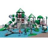 Напольная спортивная площадка серии природы для парков детей с высоким качеством Kq60064A