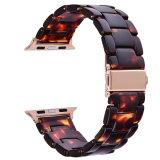 De Riem van Brecelet van het Horloge van de Hars van de manier voor Appel Iwatch Al Reeks