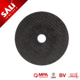 Alta Qualidade certificado MPa resina abrasivos reforçar o disco de corte de metais