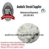 Анаболитное дополнение Superdrol стероидов вещества на культуризм 3381-88-2