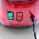 Appuyez sur le fer à vapeur permanent professionnel Vêtements cuiseur vapeur vertical