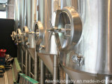 Equipamento inoxidável da fabricação de cerveja de cerveja Microbrewery para Brewpub