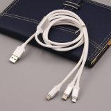 1개의 둥근 비용을 부과 USB 케이블에 대하여 도매 1.2m TPE 3