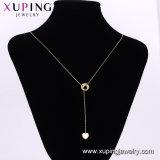 44397 heiße Verkaufs-Form-Mann-Anweisung-Ketten-Halskette in Gold-Plated