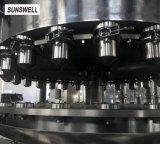 Llenado de aceite de máquina de producción automática