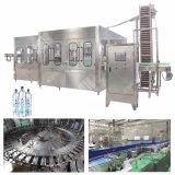 Завод польностью автоматической чисто бутылки воды пластичной упаковывая