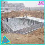 탄소 최신 복각 직류 전기를 통한 강철 위원회 물 저장 탱크