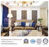 A mobília Modernistic do hotel para a mobília da sala de visitas ajustou-se (YB-WS-71)