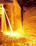 Печь индукции плавя печи алюминиевого утиля меди раковины плавя (GW-2T)