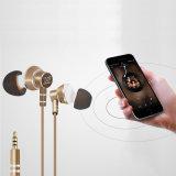 De nieuwe Hoofdtelefoon Van uitstekende kwaliteit van het Metaal van de Stijl voor iPhone