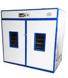Incubadora automática elegante de los huevos del pollo de las aves de corral 2112 de la máquina de la incubadora del huevo